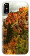 October In Zion IPhone Case