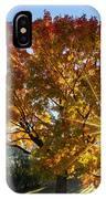 October Maple  IPhone Case