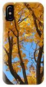 October Sky 1 IPhone Case