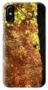 October Tree IPhone Case
