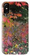 October Watercolors_3 IPhone X Case