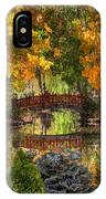 Ode To Autumn IPhone Case