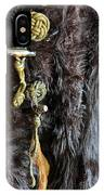 Of Fur And Rope IPhone Case
