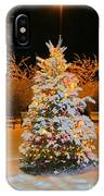 Oh Christmas Tree IPhone Case
