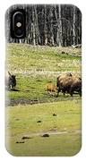 Oh Give Me A Home Where The Buffalo Roam IPhone Case