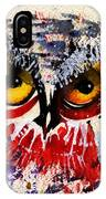 Oh Hush IPhone Case