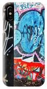 Oh Yes - Graffiti IPhone Case