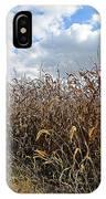 Ohio Corn IPhone X Case