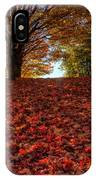 Ohio Fall Scenery IPhone Case