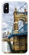 Ohio River Bridge IPhone Case