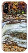Ohiopyle Falls 2 IPhone Case