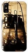 Oil Lantern IPhone Case