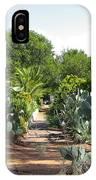 Ojai Desert Garden IPhone Case