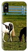 Ok Horses IPhone Case