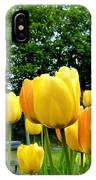 Okanagan Valley Tulips IPhone Case