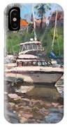 Olcott Yacht Club IPhone Case