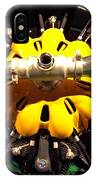 Old Airplane Propellers IPhone Case