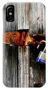 Old And New By Diana Sainz IPhone Case