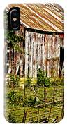 Old Barn #3 IPhone Case