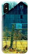 Old Barn IPhone Case
