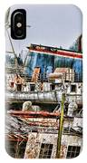 Old B.c. Ferry IPhone Case