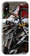 Old Bikes - Series I IPhone Case