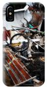 Trash And Dump IPhone Case