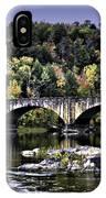 Old Bridge IPhone Case