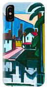 Old Canal Port IPhone Case