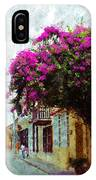 Old Cartagena 2 IPhone Case