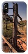Old Cattle Station V2 IPhone Case