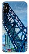 Old Chicago Draw Bridge IPhone Case