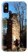 Old Chimney Still Standing IPhone X Case
