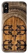 Old Church Door IPhone Case