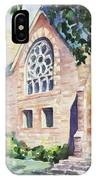 Old Church IPhone Case