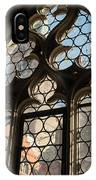 Old Church Window IPhone Case