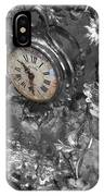 Old Clock IPhone Case