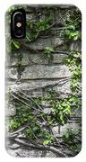 Old Coquina Wall IPhone Case