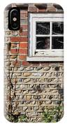 Old Cottage Window Sussex Uk IPhone Case
