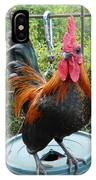 Old English Game Bantam IPhone Case