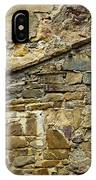 Old Eroded Stone Wall IPhone Case