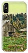 Old Farm IPhone Case