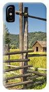 Old Farmhouse IPhone Case