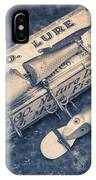 Old Fishing Lures IPhone Case