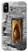 Old Fort Through The Magic Door IPhone Case