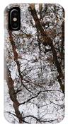 Old Growth Cypress Reflection IPhone Case