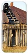 Old House Place Arkansas 3 IPhone Case