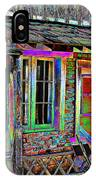 Old House Pop Art IPhone Case