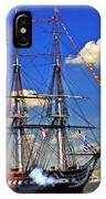 Old Ironsides 1012 IPhone Case