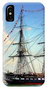 Old Ironsides 1014 IPhone Case